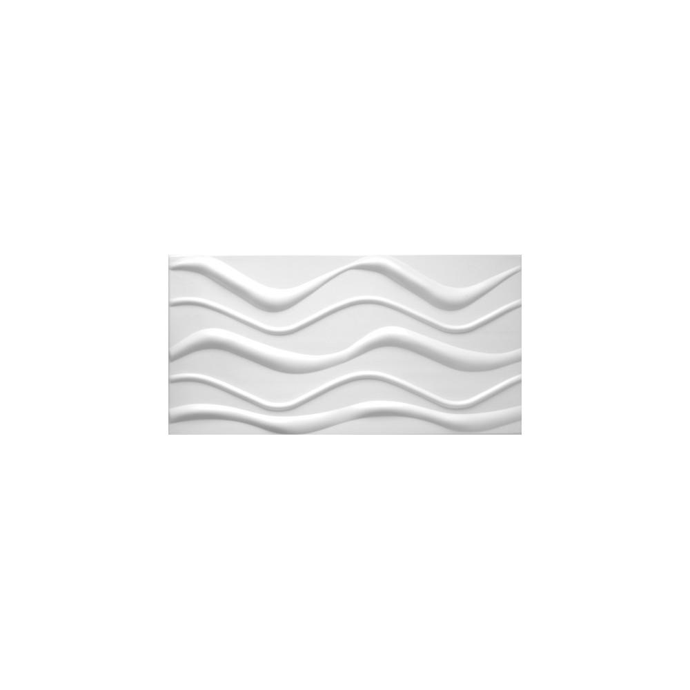 KASETON SUFITOWY ŚCIENNY WAVE III 3D 100