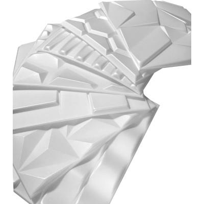 KASETON SUFITOWY ŚCIENNY MERKURY 3D