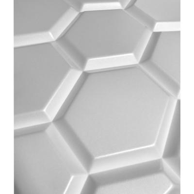 KASETON SUFITOWY ŚCIENNY HEXAGON 3D