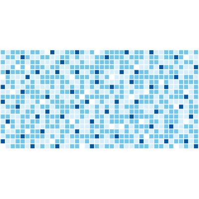 PANEL ŚCIENNY PCV MOSAIC BLUE