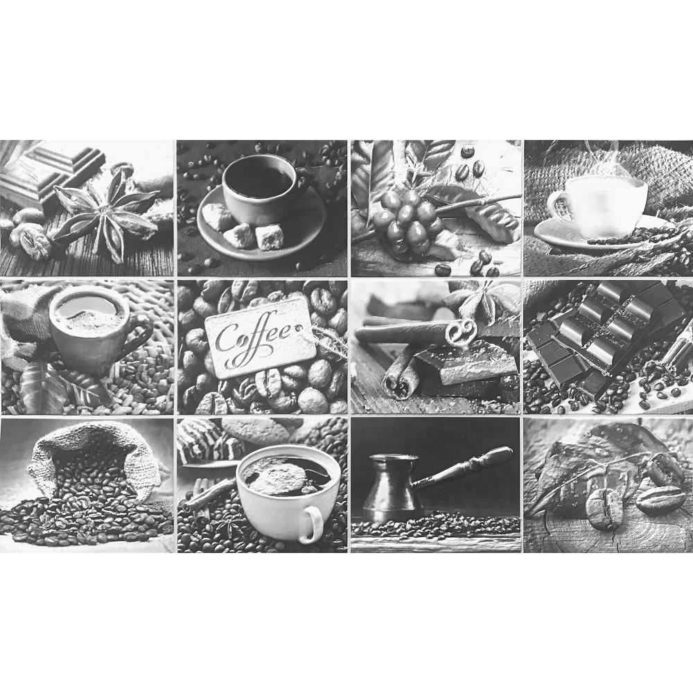 PANEL ŚCIENNY PCV COFFEE LATTE BIEL