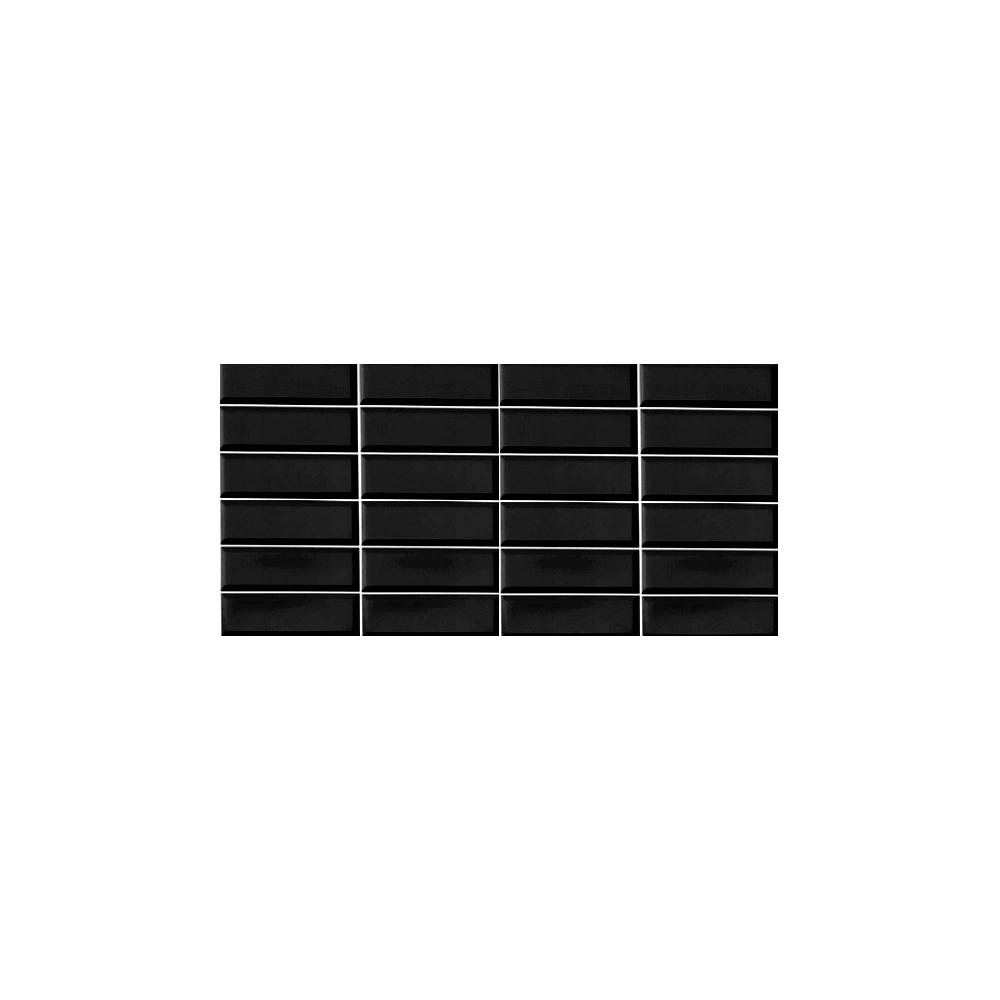 PANEL ŚCIENNY PCV BLACK SEAM