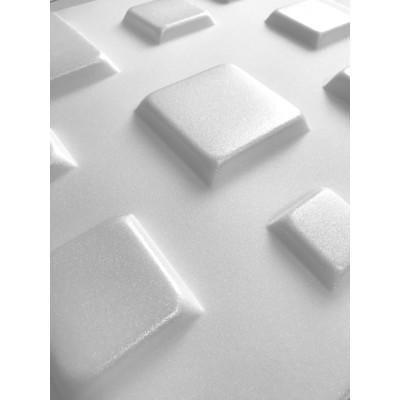 KASETON SUFITOWY ŚCIENNY KWADRAT 3D